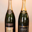 Champagnes Mailly , Duval Leroy